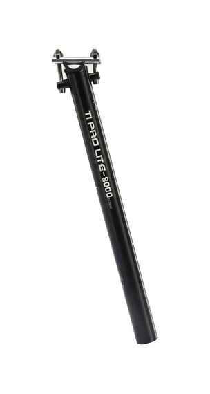 KCNC Ti Pro Lite Sattelstütze Ø27.2 mm schwarz